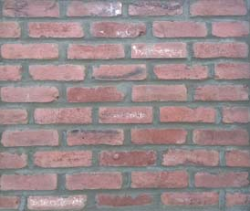 terracotta mixed veneerbrick