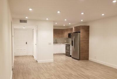 Kitchen And door