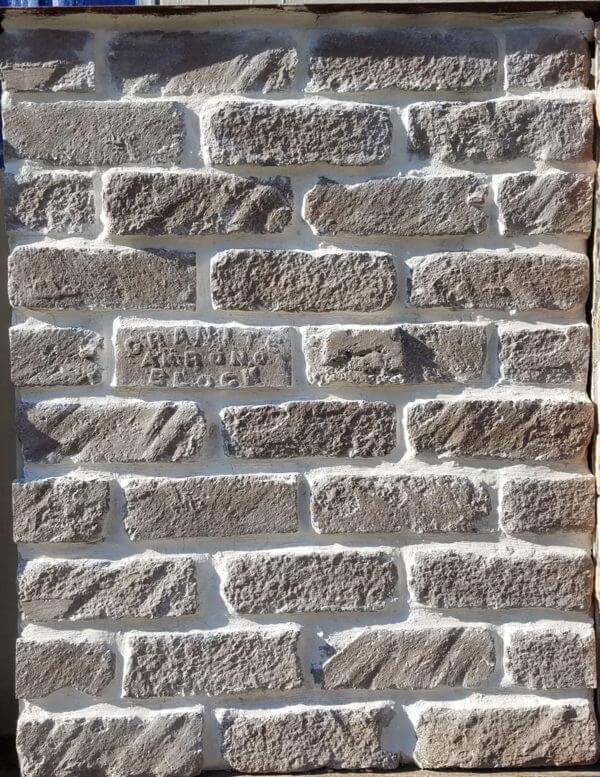 Broward brown bricks