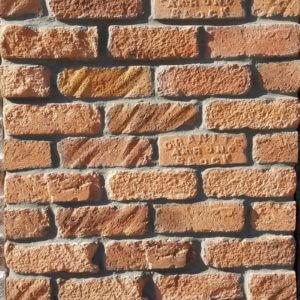 Dade Orange brick Wall