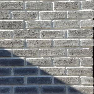 dark Grey brick wall
