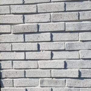 Light Grey brick tile