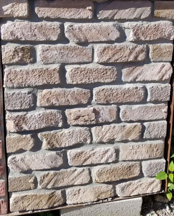 Miami Dark brick Tiles