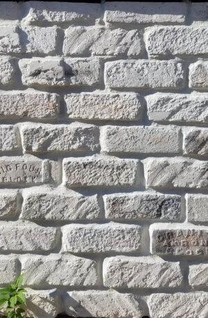 White mix Brick Tiles