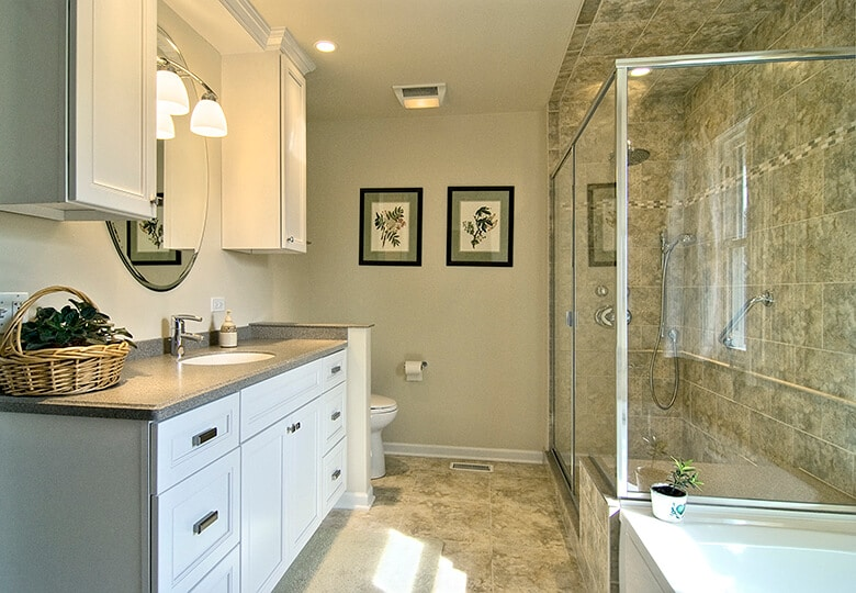 Personalized and affordable Full Bathroom Remodel