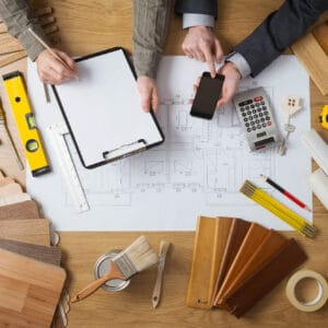 home remodeling - construction