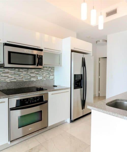 Modern Kitchen Tiled